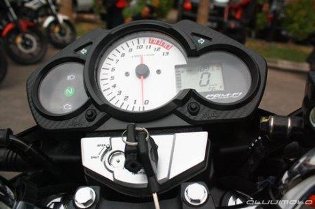 spidometer cb150r