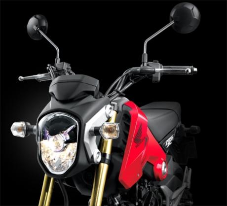 honda-msx125-red-color-head-thailand