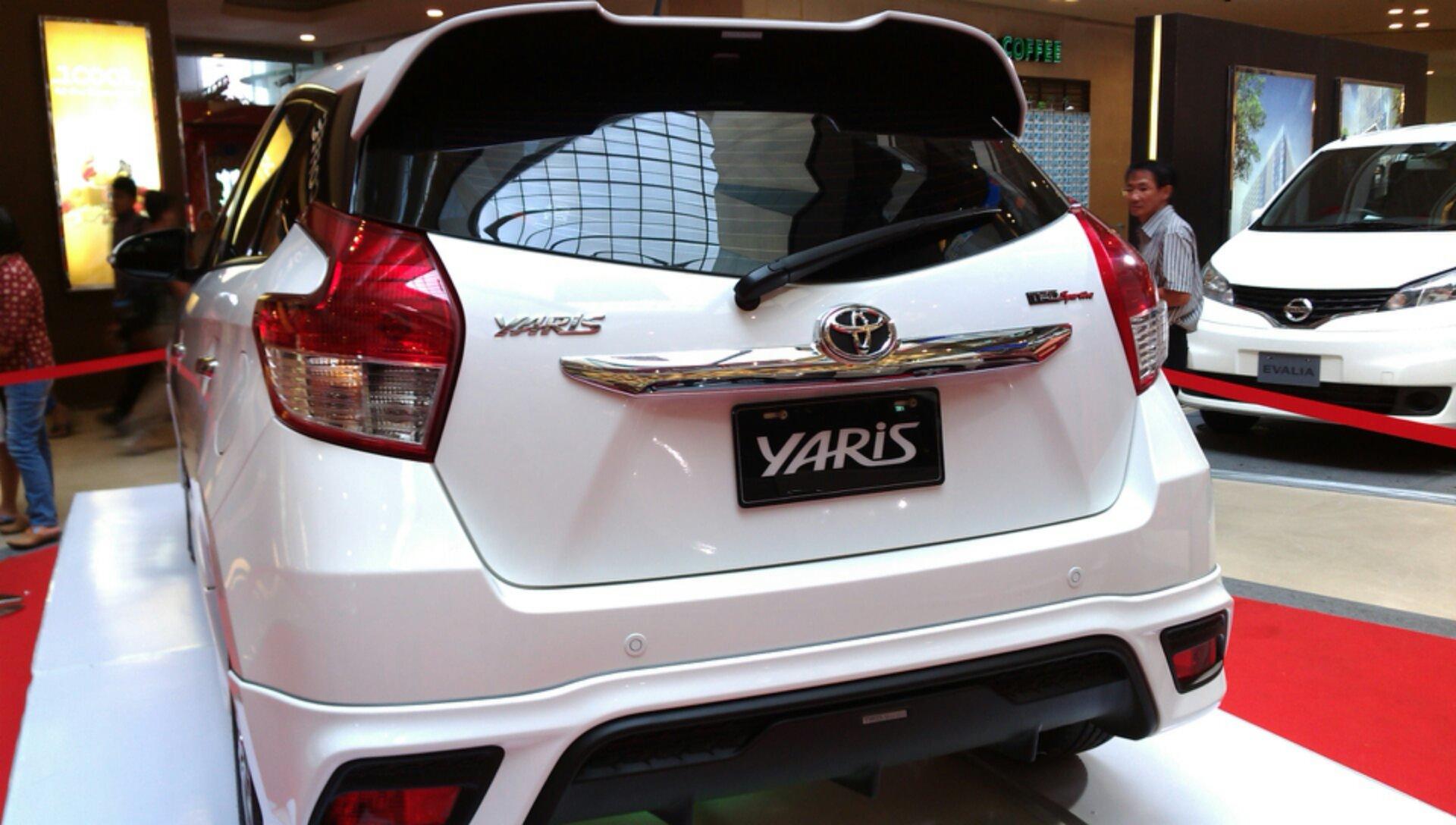 Gambar Toyota Yaris Trd Sportivo 2018 Modifikasi Mobil