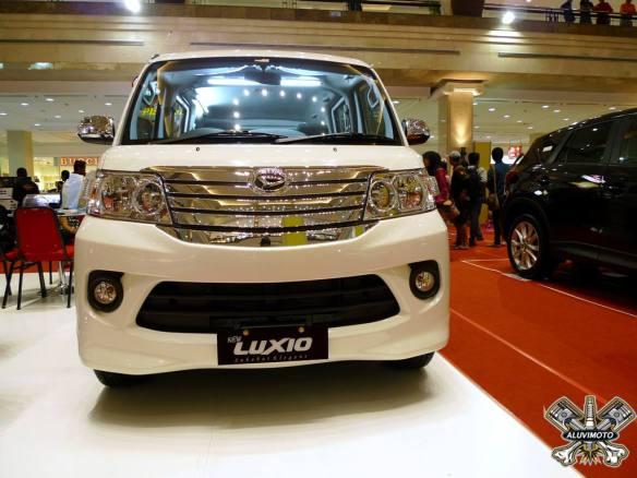 new luxio 2014 depan