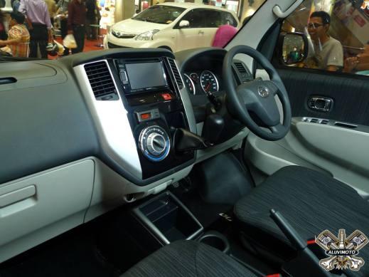 new luxio 2014 interior