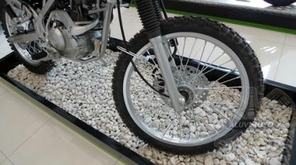 roda depan klx150l