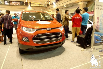 Aluvimoto Ford Ecosport Depan