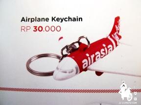 airasia keychain airasia- aluvimoto
