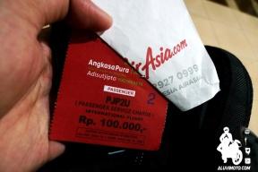 airport tax adi sucipto - aluvimoto