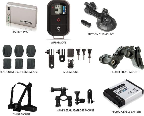 aluvimoto GoPro-Accessory-Page
