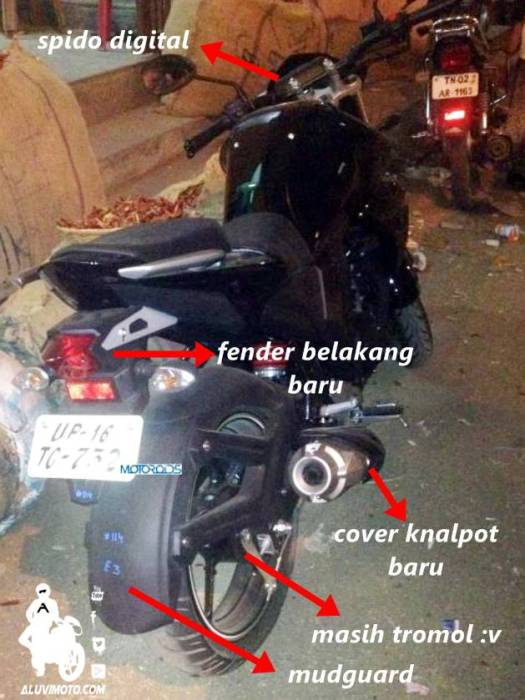 aluvimoto-Yamaha-FZ-Facelift-Spy-Shot-Rear