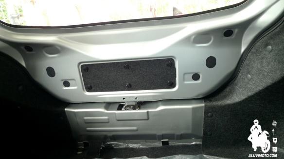 datsun go+ tanpa trunk trim aluvimoto