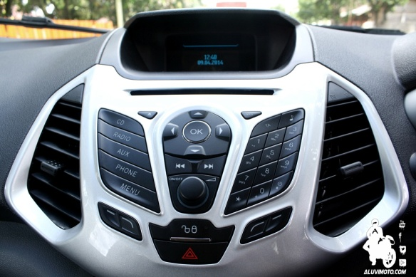 ford ecosport center console - aluvimoto