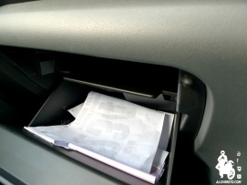 ford ecosport glovebox - aluvimoto