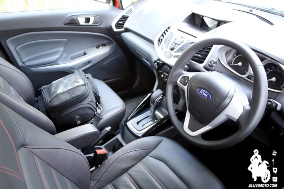 ford ecosport interior - aluvimoto