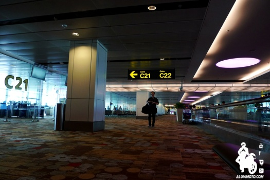 gate C terminal 1 changi aluvimoto