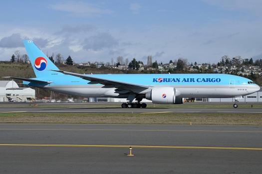 Korean air - Aluvimoto