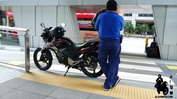 honda tiger revo singapore