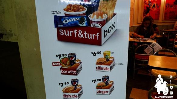 kfc paket chinatown makan murah aluvimoto
