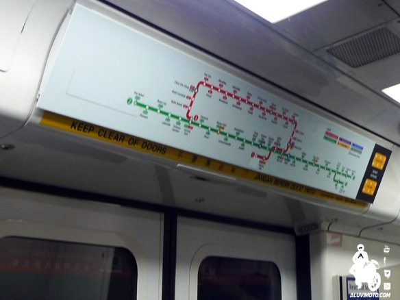 rute mrt lengkap singapura aluvimoto