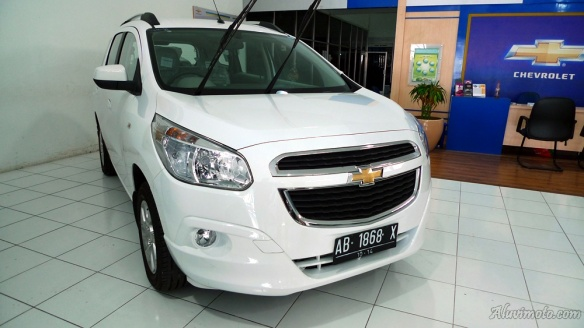 Review Chevrolet Spin Diesel Ltz Mt Fun To Drive Sekalee Aluvimoto