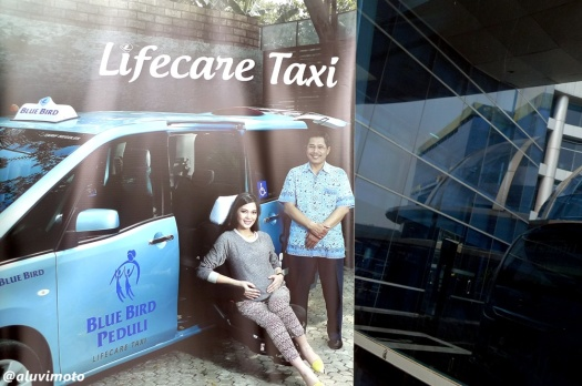 aluvimoto bluebird lifecare taxi