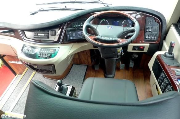 aluvimoto dashboard IPOMI k360ib all new legacy skybus