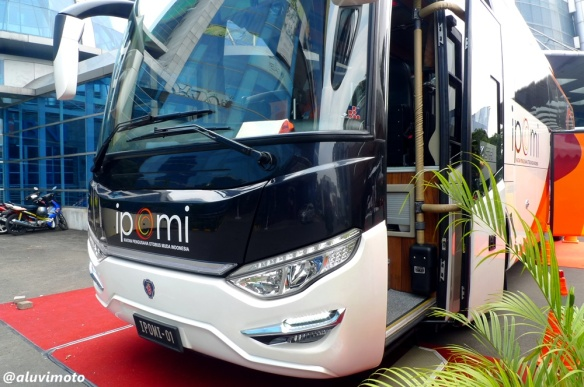 aluvimoto IPOMI all new legacy skybus