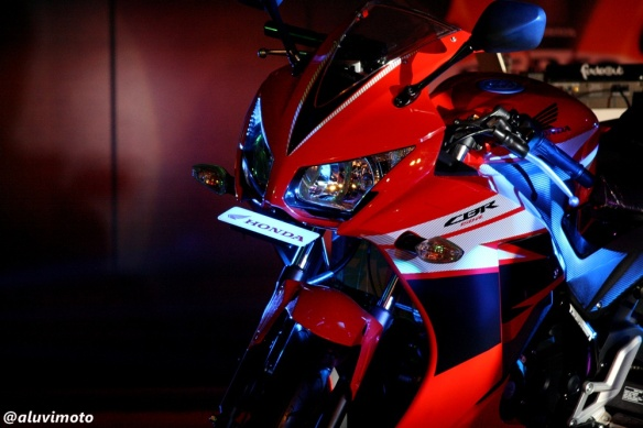 aluvimoto launching all new cbr150r yogyakarta 3