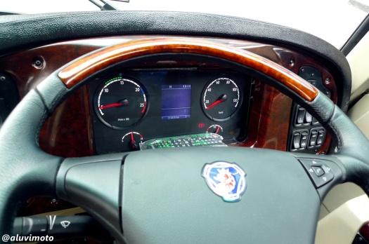 aluvimoto panel speedometer IPOMI k360ib all new legacy skybus