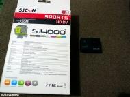dus belakang SJCAM SJ4000 WIFI