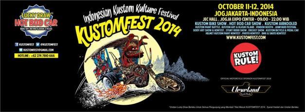 kustomfest 2014 aluvimoto