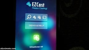 searching SSID ezcast aluvimoto