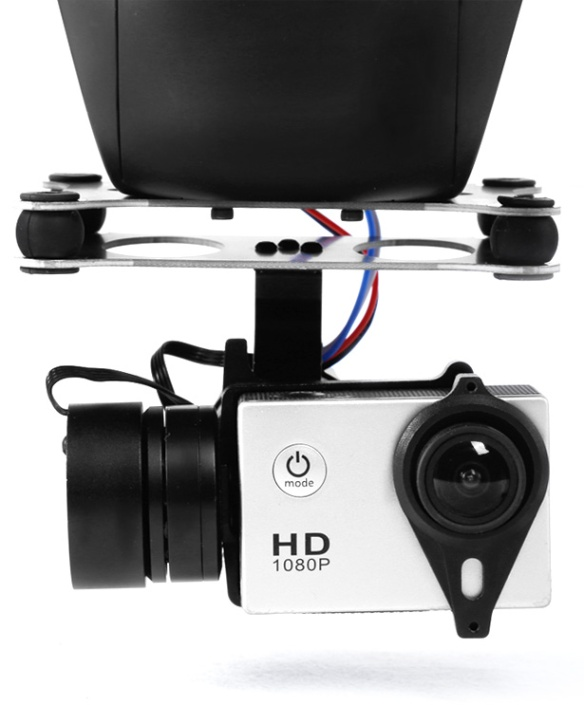 aluvimoto gimbal ghost drone aerial