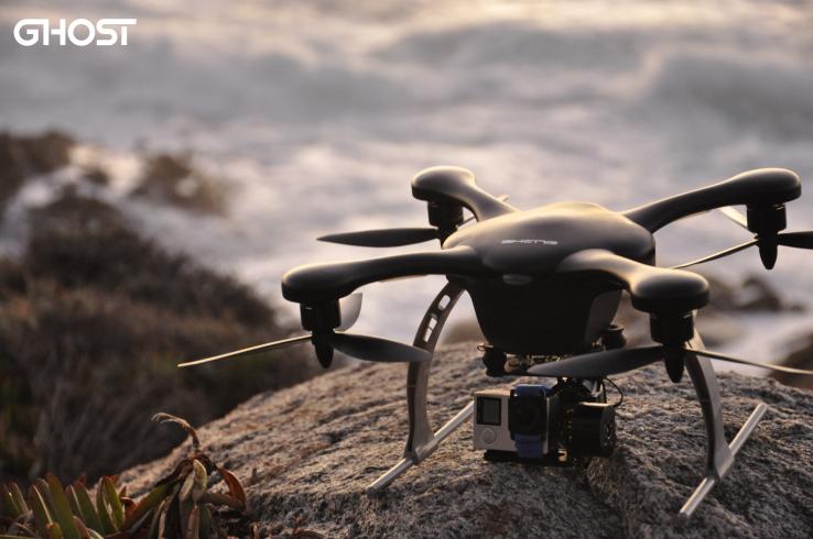aluvimotoghost drone aerial plus