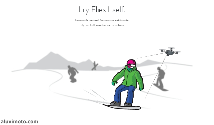 lily flying cam 2 aluvimoto