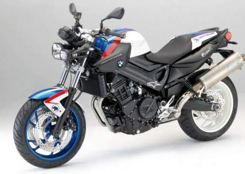 BMW F 800 R Chris Pfeiffer Edition   1
