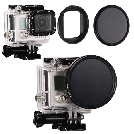 filter gopro 58mm adapter