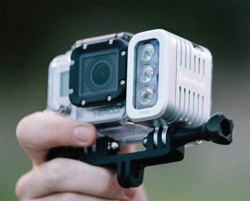 knog-qudos-gopro-action-sports-camera-light1 bikerumor