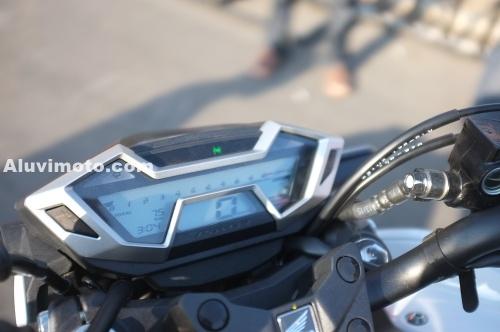 panel speedometer all new cb150r aluvimoto