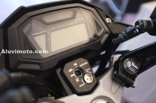 speedometer all new sonic 150r aluvimoto