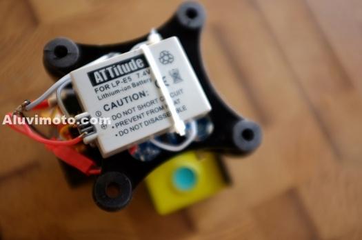 baterai 2 axis gimbal xiaomi yi aluvimoto.com