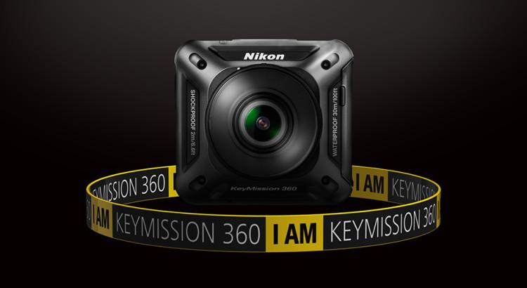 Nikon Keymission 360, a gamechanger