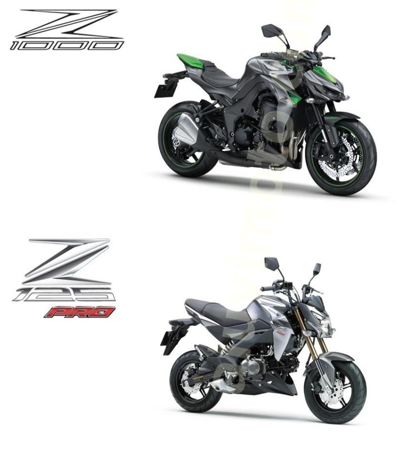 z125pro kecil desain z1000 aluvimoto
