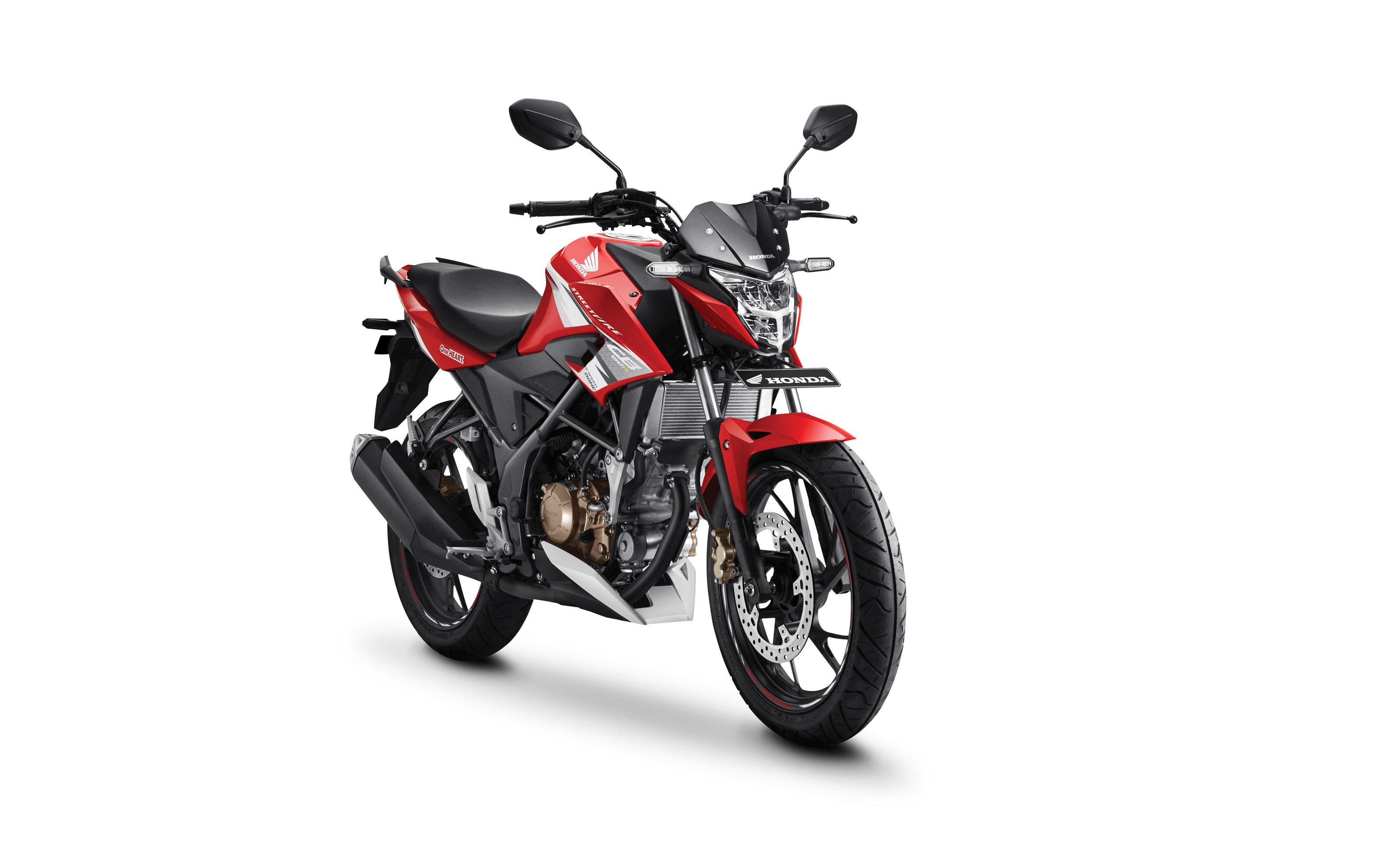 Warna Baru New Honda CB150R StreetFire Biar Seger Aluvimoto