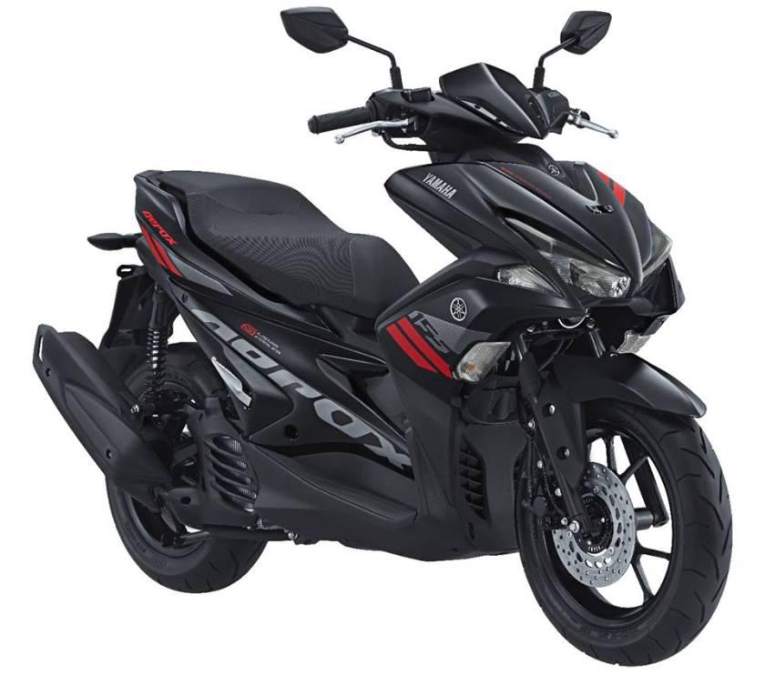 yamaha-aerox-155-hitam