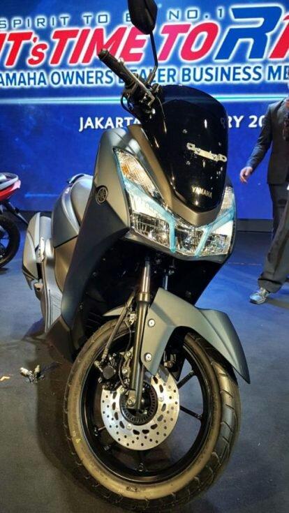 Yamaha Lexi 125 Bikin Kaget Aluvimoto